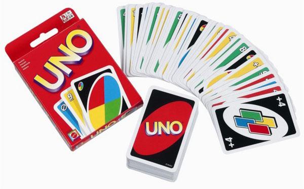 Photo de présentation du jeu uno