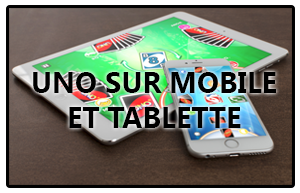 La version mobile du jeu uno