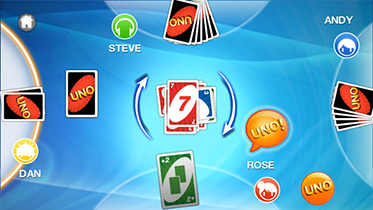 Capture d'écran de Uno sur iPhone et iPad