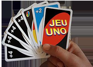 Logo Jeu Uno