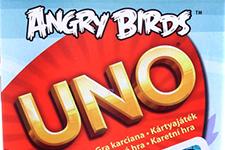 Uno Angry birds pour les fans du jeu vidéo