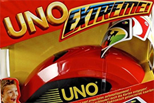 Uno extreme, du fun grace a son distributeur de cartes