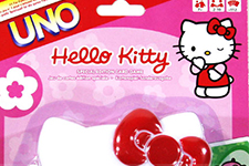 Uno Hello Kitty pour les joueuses en herbe
