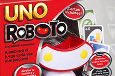 Uno Roboto, un grain de folie électronique en plus !