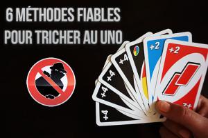 Uno : 6 méthodes fiables pour tricher