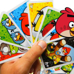 Cartes Uno Angry Birds