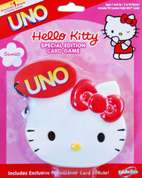 Packaging version Hello kitty