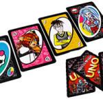 Visuel des cartes Monster High