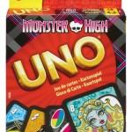 Boite du jeu Uno Monster High
